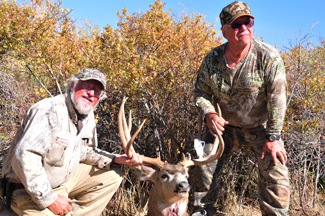 Master Guide Bill Gibson & Mike Hampton